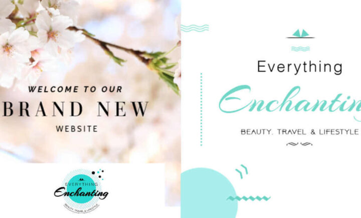 Welcome post for Everything Enchanting website readers and visitors
