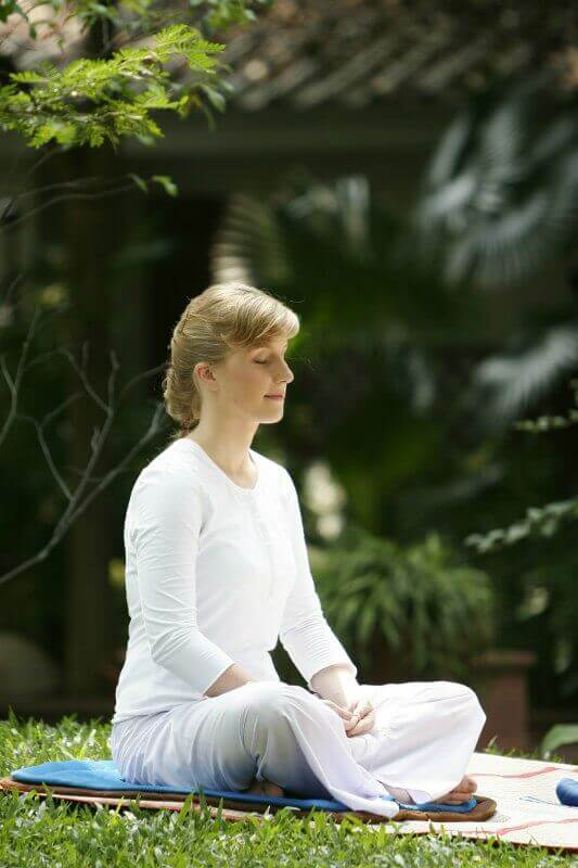Do meditation, yoga at home. Tips on how to stay fit and healthy during a pandemic and lockdown