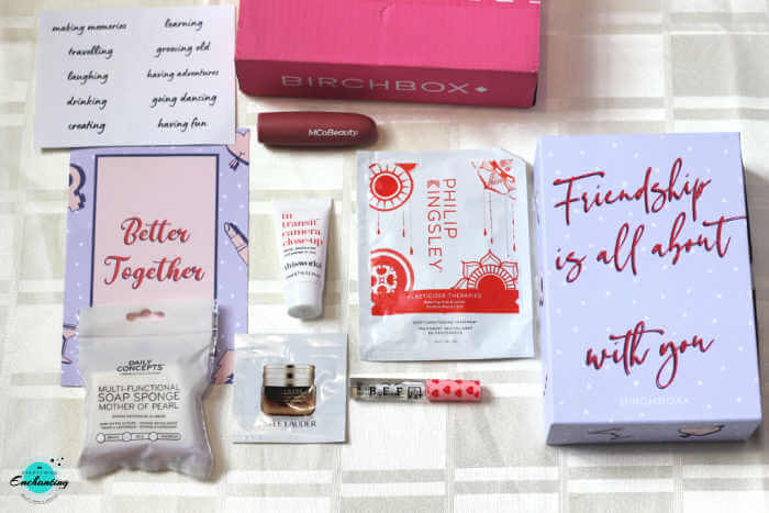 Birchbox September 2020 goodies