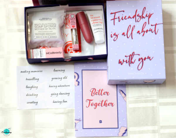 Birchbox September beauty goodies