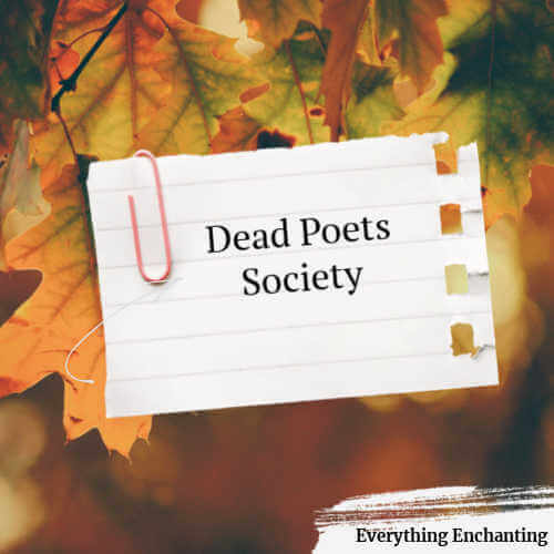 Dead Poets Society. 8 best fall-themed movies to watch this autumn season 2020