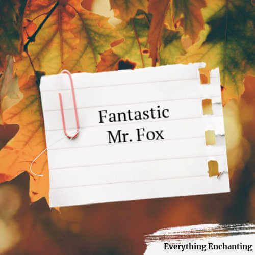 Fantastic Mr. Fox. 8 best fall-themed movies to watch this autumn season 2020