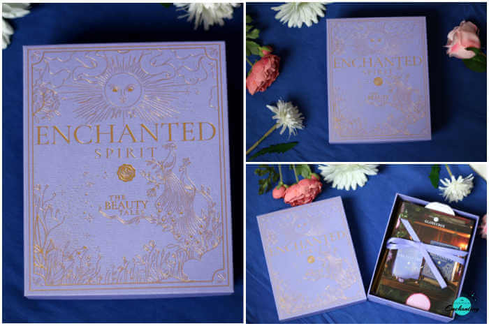 GLOSSYBOX October 2020 Enchanted Spirit Unboxing & Review