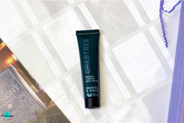 Crabtree And Evelyn Smooth + Refine Body Lotion