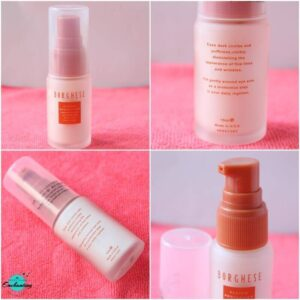 Borghese Fluido Protettivo Advanced Spa Lift For Eyes Lotion Review