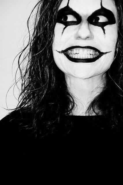 Face painting. 10 Halloween Theme Ideas amid COVID 19