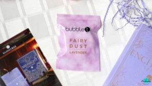 Bubble T Cosmetics Fairy Dust Foaming Bath Powder
