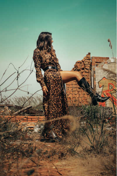 TOP 10 Latest Women's Fashion Trends 2020 tiger prints