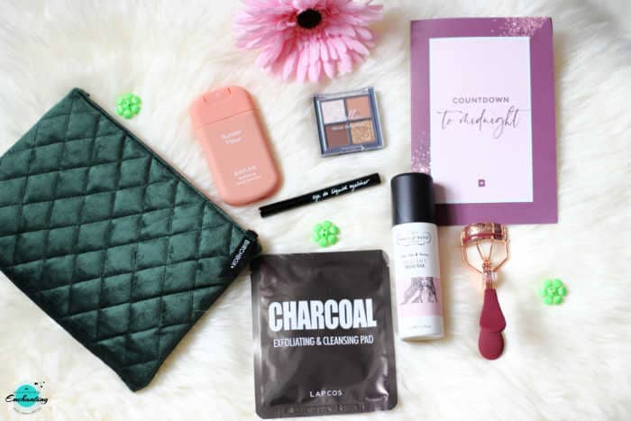 Birchbox December 2020 unboxing and review