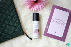 Birchbox December 2020 unboxing and review, Percy & Reed Root lift mousse