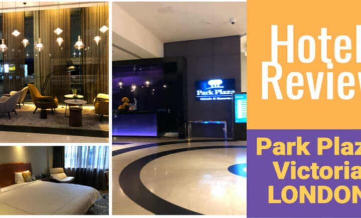 Park Plaza Victoria London hotel review