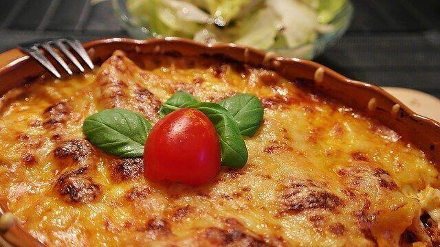 5 Reasons Why Italian Cuisine Is Everyone's Favorite! Lasagne