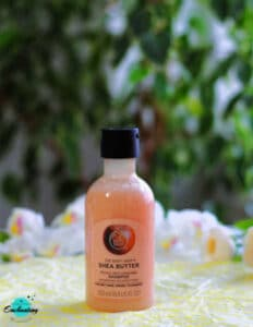 My winter beauty haul  - The Body Shop Mango Shower Gel