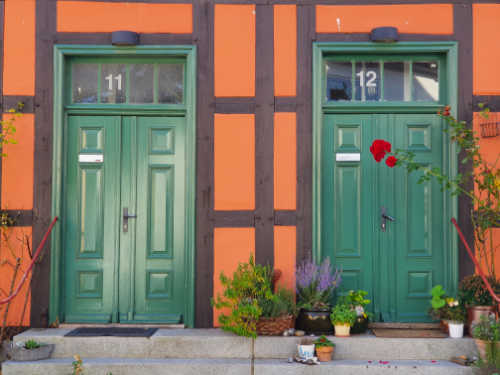 Should you be a good neighbor or not bother