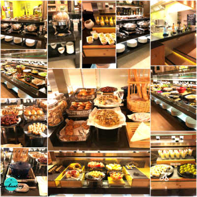 Ginger All Day Dining Buffet Restaurant review. Park Rotana And dhabi hotel review