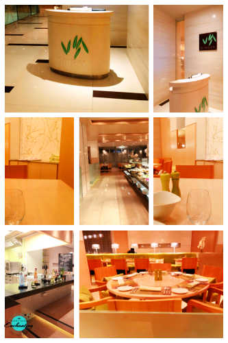 Ginger All Day Dining Restaurant review. Park Rotana hotel Abu Dhabi review