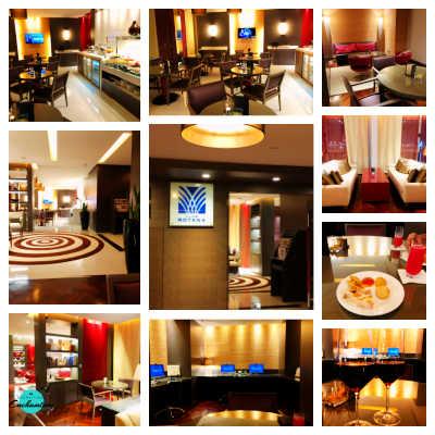 Club Rotana review. Park Rotana, Abu Dhabi hotel review
