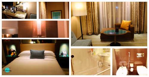 Park Rotana classic room. Park Rotana hotel review, Abu Dhabi