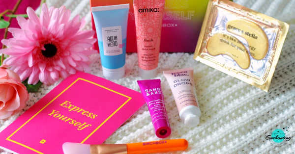Birchbox June 2021 Express Yourself unboxing & review