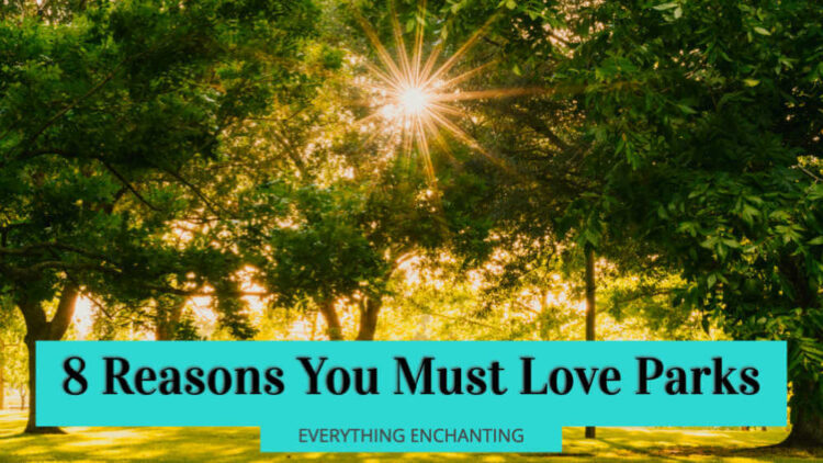 8 reasons you must love parks