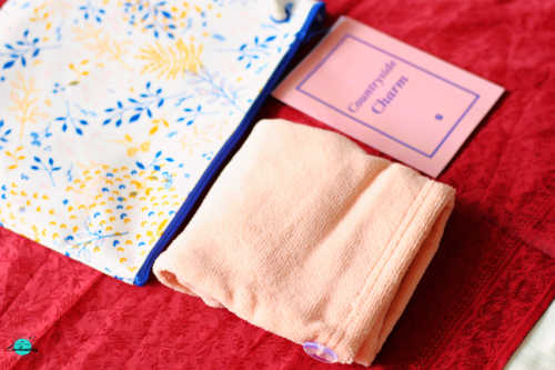 Birchbox July 2021 unboxing and review. Birchbox microfibre hair towel