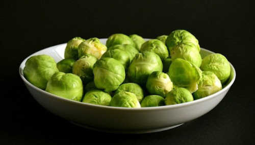 Brussels Sprouts-7 vegetables that taste bitter but are healthy