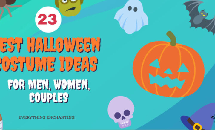 23 best halloween 2021 costume ideas for men, women, couples on everything enchanting