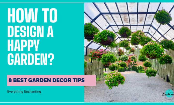 How to design a happy garden