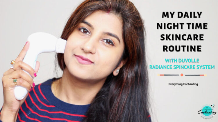 My daily night time skincare routine, housewife, combination, 30 plus, acne prone skin