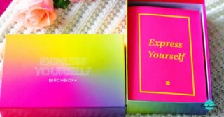 #unboxing #birchboxuk June 2021 EXPRESS YOURSELF edition ❤  I have already reviewed this box and  shared its details on the blog. But if you haven't yet checked it out then click the link in bio😉 #everythingenchanting #pridemonthspecialbox 💛 . . The products I got are -  🌻 @jeccablac Priming Glow Drops, champagne shade (full size) 🌻 @amika Flash Instant Shine Hair Mask (sample) 🌻 @birchbox Orange Silicone Face Mask Applicator (full size) 🌻 @aquahero_fr Body Scrub (sample) 🌻@sandandskyaus Australian Emu Apple Super Bounce Face Mask (sample) 🌻 @graceandstella Anti-wrinkle Energising Eye Mask (sample) . . . Have you tried any of these products? I am so eagerly waiting for my birthday month's (July) box! 😍 . . #subscriptionbox #beautybox #beautybloguk #ukbeautyblogger #indianbeautyblogger #londonblogger #subscriptionboxreview #expressyourself #productphotography #productshoot