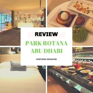 #newblogpost ✍ Hi everyone, shared my experience of staying at @parkrotana , #abudhabi on the blog #everythingenchanting . The link is in bio 👆 We had such a lovely time at this hotel! We visited Abu Dhabi when travelling was a thing (before 2020)! ☺ Have you visited this hotel? #hotelreview #5starhotel #latereview 😛  . . . . . . . . . . . . #parkrotana #parkrotanaabudhabi #abudhabihotels #luxuryhotel #luxuryhotelsworld #hotelreviewer #reviewer #travelblogging #uktravelblogger #indiantravelblogger #traveljournal #gingeralldaydining #fivestarhotel #uae🇦🇪 #everythingenchantingblog #travelnostalgia #travelcouples #clubrotana